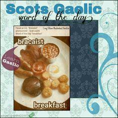 Scottish Gaelic Phrases, Irish Gaelic Language, Scottish Words, Scottish Quotes, Gaelic Words, Celtic Music, Word Of The Day, Good To Know, Scotland