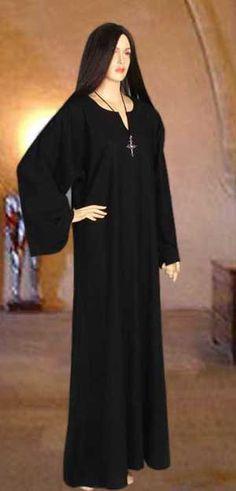 Mittelalterliche Wicca heidnischen Ritual Robe von YourDressmaker