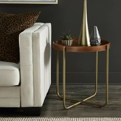 Moses End Table & Reviews | Joss & Main