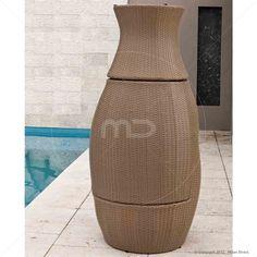 Stacking Vase 3pc Set   Natural   Buy Wicker Outdoor Furniture U0026 Outdoor  Furniture Sydney   Part 85