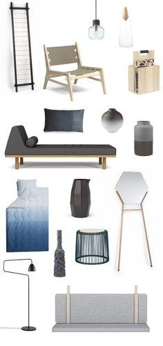 News from Bolia ‹ Bungalow 5, Scandinavian Living, Living Styles, Home Accessories, Shelves, Inspiration, Home Decor, Shelving, Homemade Home Decor