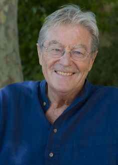 Peter Mayle, author of A Year in Provence series and Caper series