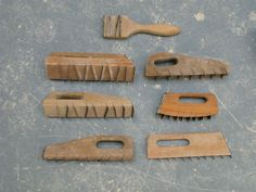 STONE Project | 9 Abrasive tools