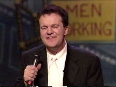 """""""Home Depot/Dealing With An Atheist"""" Comedy By Mark Lowry"""