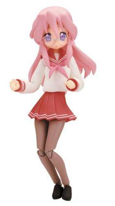 Lucky Star: Miyuki Takara Winter School Uniform Ver. figma Action Figure Max Factory http://www.amazon.com/dp/B001G5ZCZG/ref=cm_sw_r_pi_dp_EMJ-ub0JMWE7Q