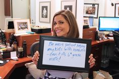 The TODAY Show's Natalie Morales shares her #SchoolYrResolution.