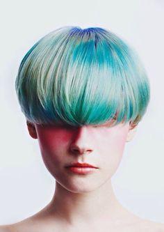 Fantasy Hair Color, World Hair, Creative Hair Color, Creative Hairstyles, Short Styles, Short Bob Hairstyles, Love Hair, Cut And Color, Hair Inspo