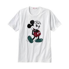 MEN DISNEY PROJ Graphic Short Sleeve T Shirt S