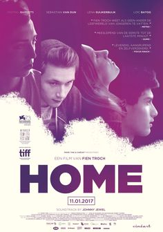 Home – movie poster