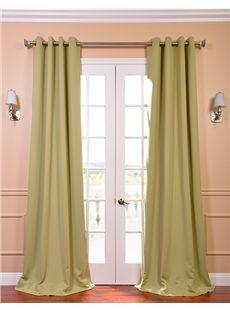 Half Price Drapes Lichen Grommet Blackout Curtain  , #HalfPriceDrapes  , #GrommetBlackoutCurtain