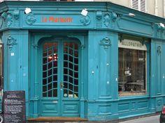 Des vitrines et devantures à ne pas louper - Vitrines et… - Paris comme vous ne la regardez pas