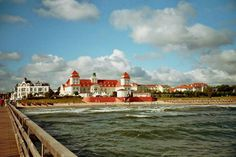 Ostseebad Binz East Germany, Places To See, Beautiful, National Forest, Island, Germany