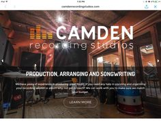 Niall Horan has opened a recording studio called CAMDEN in Dublin, Ireland and it looks amazing! You can read all about his new studio here: http://www.camdenrecordingstudios.com/