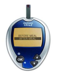 One Touch Blood Glucose Meter - TypeFree Diabetes Blood Glucose Monitor, Glucose Test, User Guide, Simple Way, Diabetes, Touch, Things To Sell, Corner