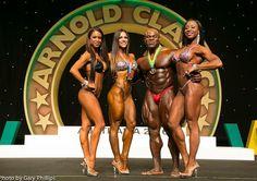 The winners of the 2016 @arnoldclassicau!  #arnolds #arnoldclassic #arnoldclassic2016 #muscle #muscleinsider #MuscleInsiderCanada #npc #ifbb #Bodybuilding #bikini #figure #fitness by muscle_insider #bodybuilding #workout #motivation #musclebuilding #fitness