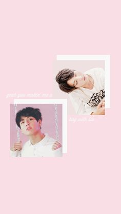 Jk Wallpaper Boy with Luv Iphone Background Pink, Pink Wallpaper Iphone, Pink Iphone, White Wallpaper, Bts Wallpaper, Wallpaper Backgrounds, Bts Aesthetic Wallpaper For Phone, Aesthetic Wallpapers, Jungkook Aesthetic