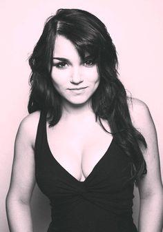 Samantha Barks... Can I look like her please?! OMG XO