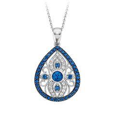 Stunning Sapphire #FMJLove #fredmeyerjewelers