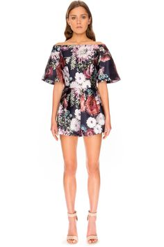 KEEPSAKE STAND STILL PLAYSUIT