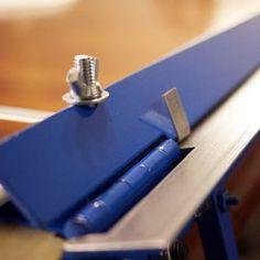 Picture of Simple Sheet Metal Brake: No Welding