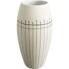 Fence Vase - CB2 - $30.00 - domino.com