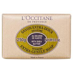 Shea Butter Extra Gentle Soap - Verbena | L'OCCITANE en Provence | United States