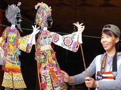 Cultural traditions of China - puppetry