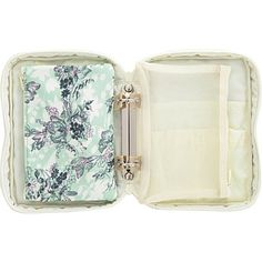 Perfect makeup bag by Paul & Joe! looks like a filofax! Available in Selfridges xo