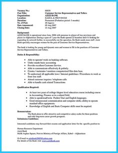cool learning to write from a concise bank teller resume sample check more at http - Banking Sales Resume