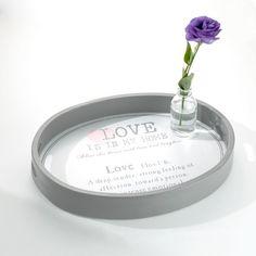 Tablett Love