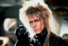 David Bowie (the goblin king) Labyrinth