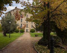 Preciosa foto de El Campillo en otoño / Beautiful picture of El Campillo Estate in autumn Instantánea & Toma Primera