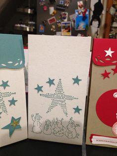 Tüten Weihnachten