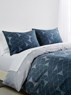 Prism Duvet Set from Up to 75% Off: BOSS Home Bedding by Hugo Boss on Gilt