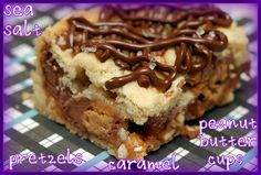 Hugs & CookiesXOXO: BUCKLE YOUR SEATBELT (THEY'RE THAT GOOD) BARS!