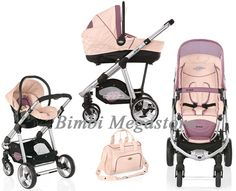 Trio ovo car 2013 premium collection rosa 0mesi