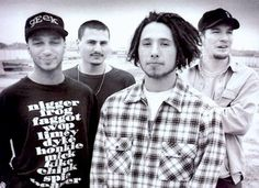 Rage Against the Machine, a band I wish was still making tracks because the ones they did were beyond awesome.