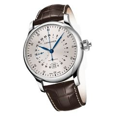 Heritage Collection, The Longines Twenty-Four Hours Single Push-Piece Chronograph L2.797.4.73.0  #Longines #HeritageCollection