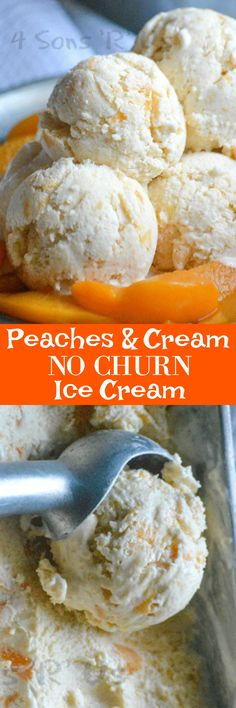 This post is sponsored in conjunction with #SummerDessertWeek. I received product samples from sponsor companies to aid in the creation of the recipes, but as always all opinions are 100% mine alone. A rich and creamy dessert, this Peaches & Cream No Churn Ice Cream features the perfect pairing of fresh[Read more]