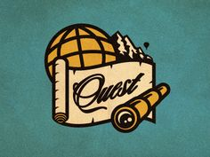 Quest Logo Concept by Emir Ayouni