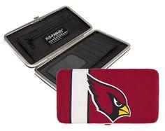 Amazon.com : NFL Arizona Cardinals Shell Mesh Wallet : Sports Fan Wallets : Sports & Outdoors