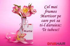 Felicitare de 1 Martie pentru iubita