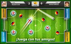 Soccer Stars, videojuego elegido por los alumnos para investigar mecánicas de juego #gamemech #university #videogames #android