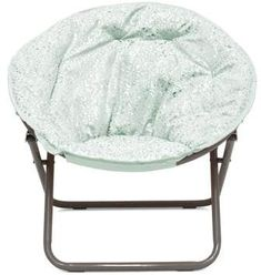 Mainstays Faux Fur Saucer Chair Multiple Colors Great For