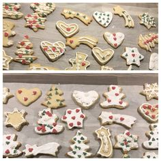 Christmas cookies 😊
