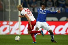 awesome game, watched it in the stadium :-)  21.01.2012 Schalke - Stuttgart 3:1