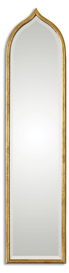1000 images about mirror on pinterest jewelry armoire for Gold frame floor mirror