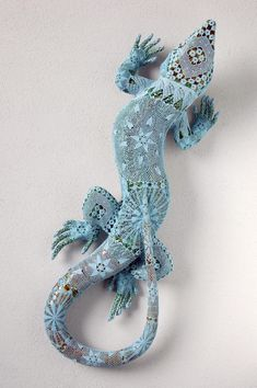 holyholyfashion: JOANA VASCONCELOS' HANDMADE CROCHET ARTWORKS