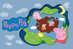 Graphic Design - Peppa Pig : Brenda R.