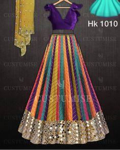 Best Trendy Outfits Part 20 Choli Designs, Lehenga Designs, Kurti Designs Party Wear, Dress Designs, Indian Bridal Outfits, Indian Designer Outfits, Indian Gowns Dresses, Pakistani Dresses, Shadi Dresses